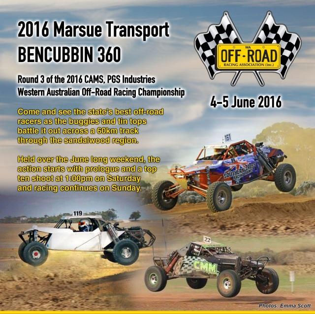2016 Marsue Transport Bencubbin 360 poster