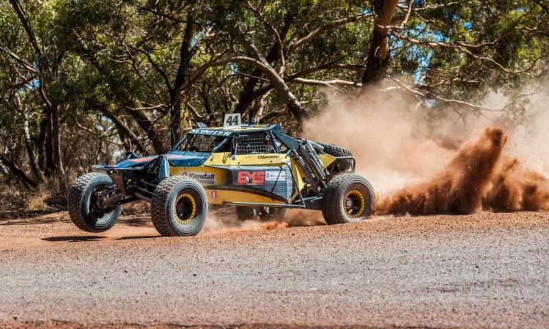 44 Shane and Curt Elphinstone - Winners 2016 Perenjori 360 - Photo by Brett Sandells