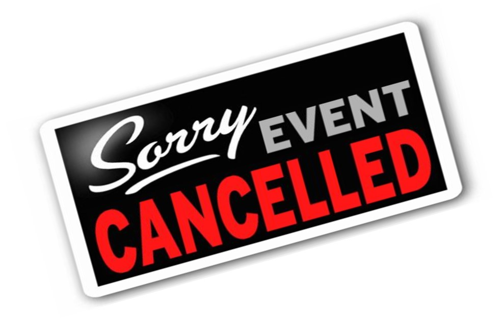 Sorry, this event has been cancelled