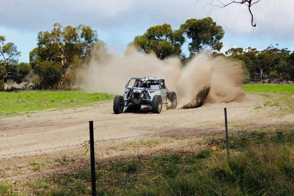 2017 WAORRA Club and Buggy Champion - Harleigh Uren - One Speed Off Road Racing